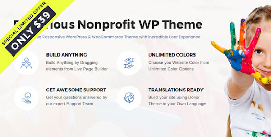 Download Denorious | Nonprofit and Political WordPress Theme nulled | OXO-NULLED