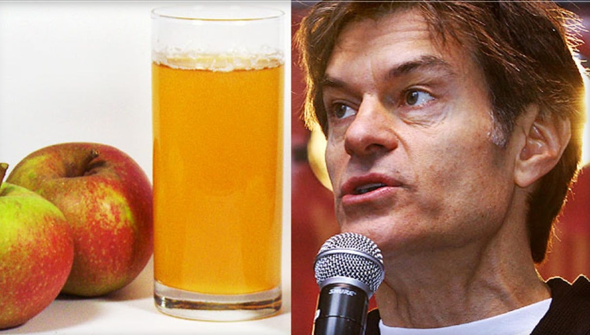 1 - Apple juice. In 2011, Dr. Mehmet Oz shocked the nation when he revealed a study that showed that apple juice from China had exceeded the standard arsenic allowance in their juice. Fruits and vegetables typically carry small amounts of arsenic, however, China's juice was off the charts.