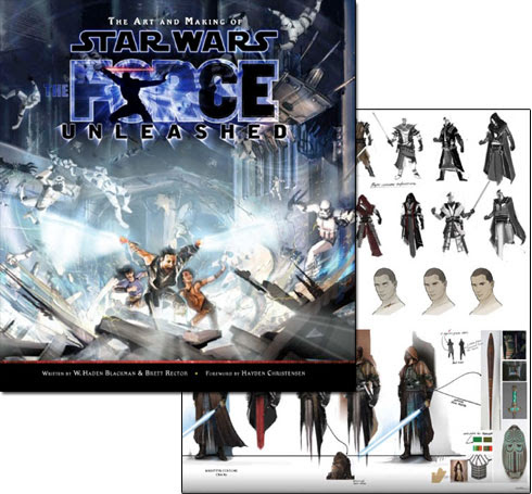Star Wars Force Unleashed 2. The Force Unleashed book