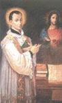 Claudio de la Colombiére, San