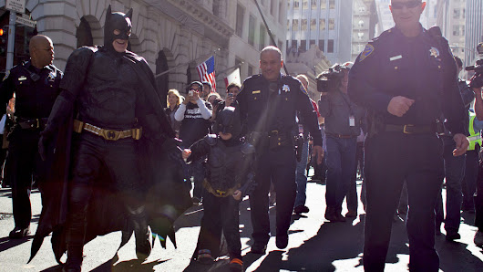 Batkid, Low Blood Sugar, and a Positive, Negative Customer Experience