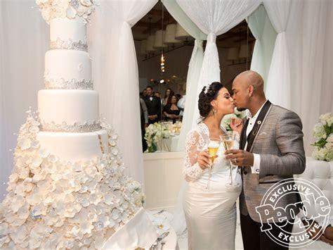 NE YO Wedding: Marries Crystal Renay, Inside the Ceremony