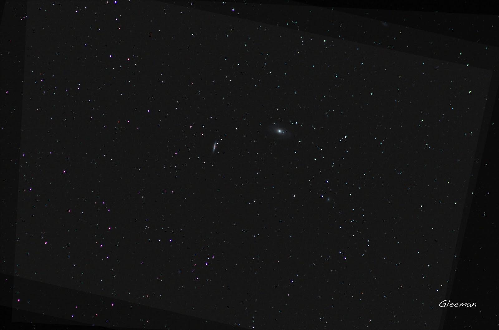 Supernova (SN 2014J) in M82 Pentax K5 + O-GPS1 + Tamron Adaptall-2 SP 300mm f/2.8 LD IF (60B) LPS-P2 filter