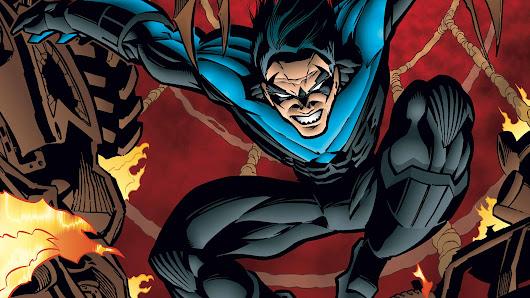 'Nightwing' To Join The DCEU; 'LEGO Batman Movie' Director In Talks