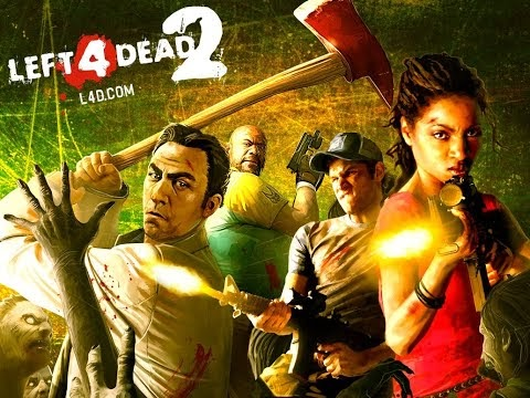 Left 4 Dead Test Run