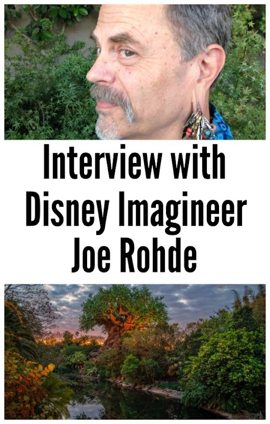 Interview with Joe Rohde, Imagineer Behind Animal Kingdom, Aulani, and More--DD011 - Disney Dose
