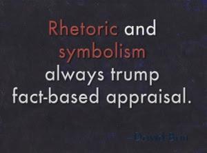 Rhetoric-symbolism