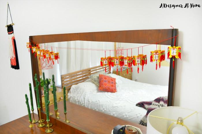 Chinese Palace Lantern Garland