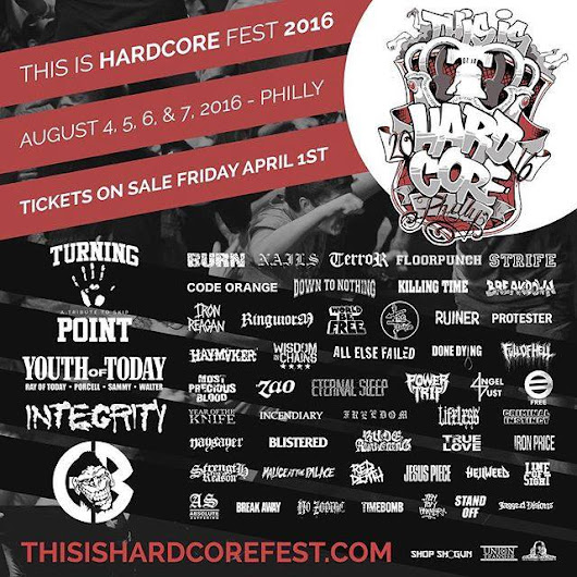 TIHC 4-Day Pass Giveaway!