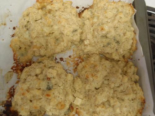 flat scones