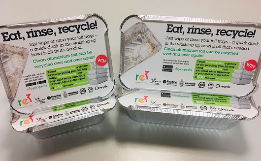 re3 launch new aluminium foil recycling service