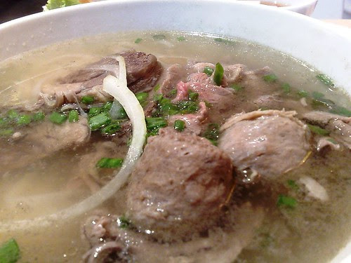 Pho Bo Special Beef Feast Combination