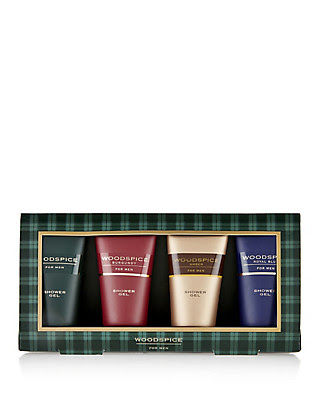 Woodspice Mixed Shower Gel Home