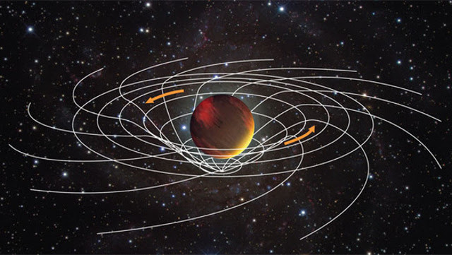 This 'disco ball' is the densest object orbiting the solar system