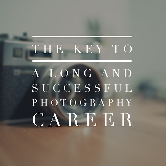 #28: The Key to a Long and Successful Photography Career - Luke Edmonson