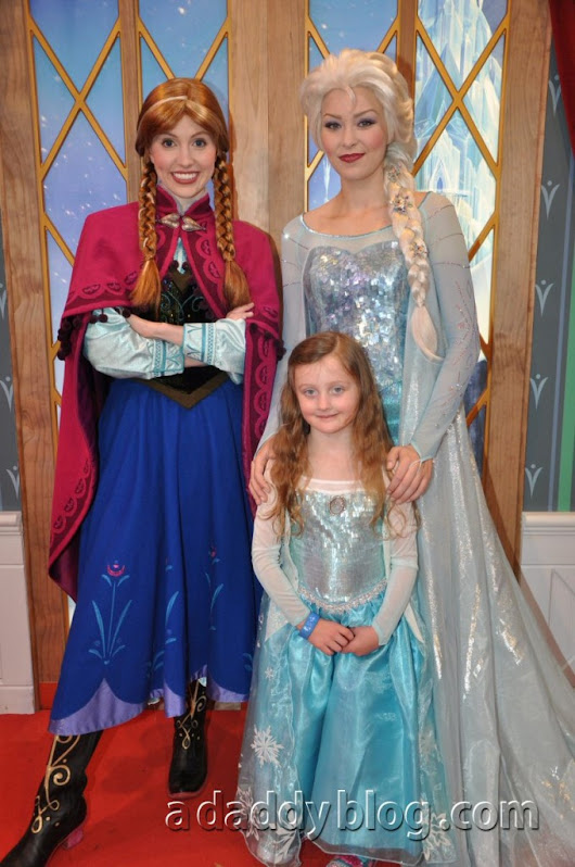You'll never guess how many Frozen dresses Disney has sold?