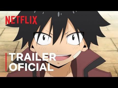 Edens Zero na Netflix