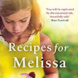 Book Review: Recipes For Melissa by Teresa Driscoll         «          All Around The Circle
