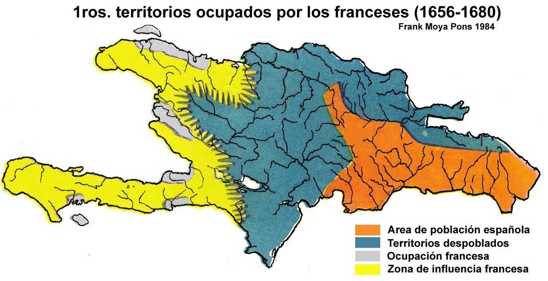 Resultado de imagen de mapa colonia de la isla española