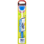 Orabrush by DenTek Tongue Cleaner for Bad Breath & Bacteria Removal - 1ct
