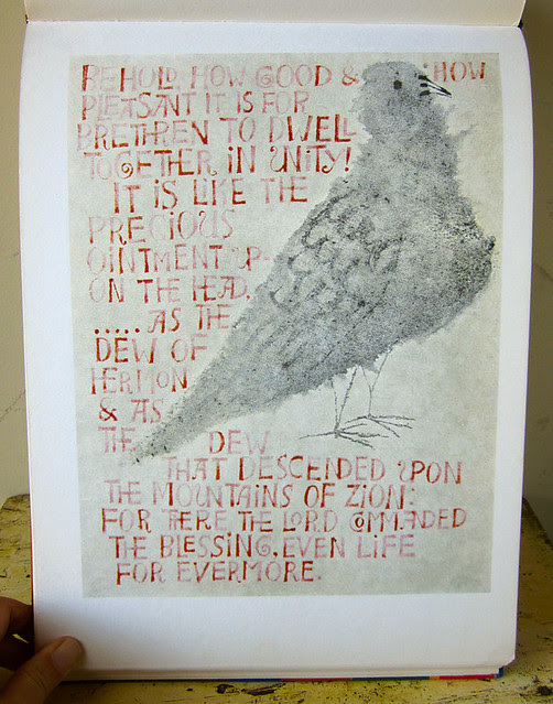 Love and Joy About Letters, by Ben Shahn