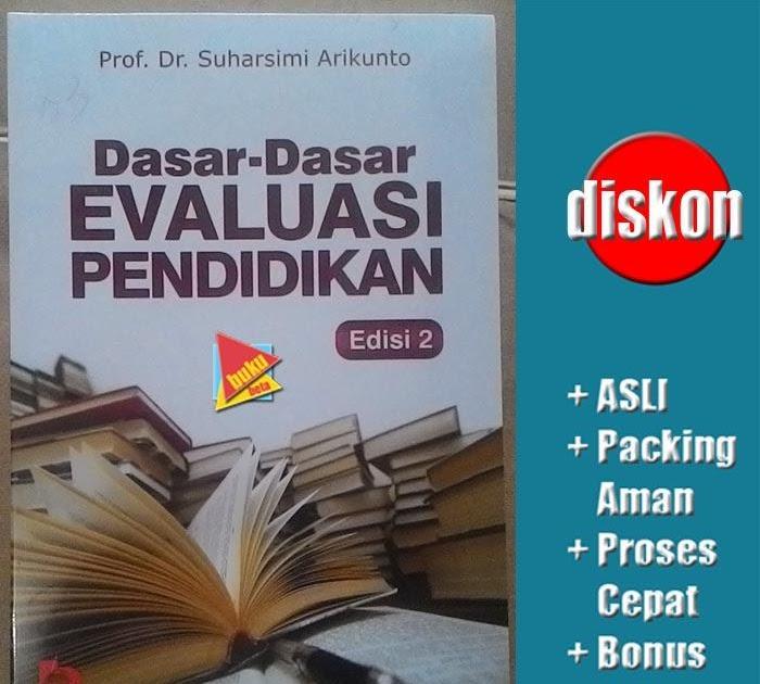 evaluasi pembelajaran zainal arifin pdf