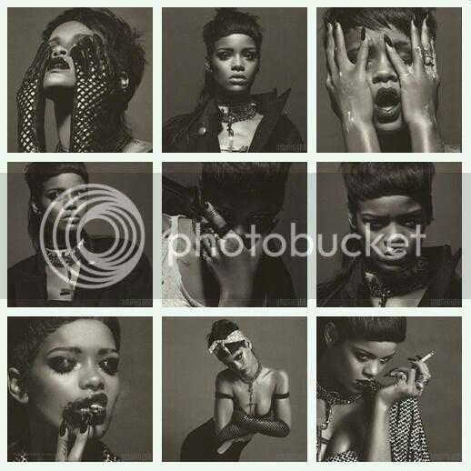 Preview: Rihanna's striking '032c' spread...