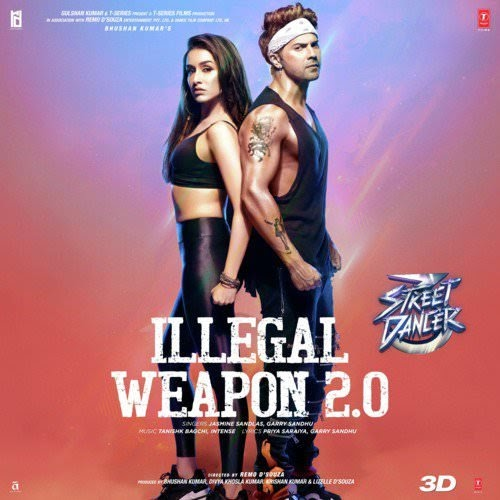 ILLEGAL WEAPON 2.0 LYRICS – Street Dancer 3D