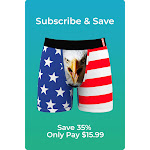 Classic Boxer Subscription | Multicolored | Shinesty
