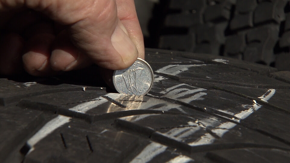 Easy Ways To Ensure Your Tires Are Safe Ctv News