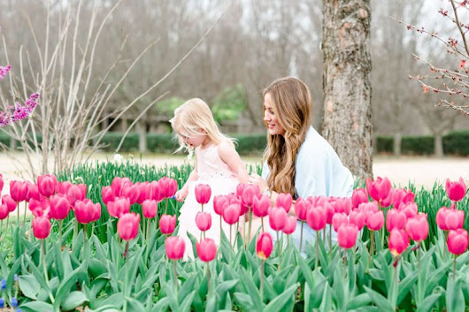 Family Photographer Memphis TN | Celebrate Motherhood Mommy and Me Session | Memphis Botanical Gardens