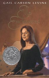 Ella Enchanted Original Cover