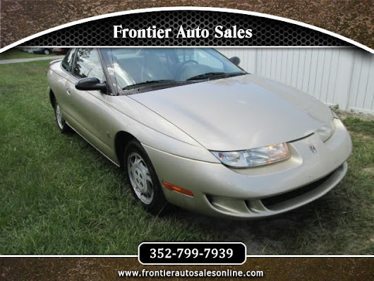 Used 1997 Saturn SC SC1 for Sale in Brooksville FL 34613 Frontier Auto Sales