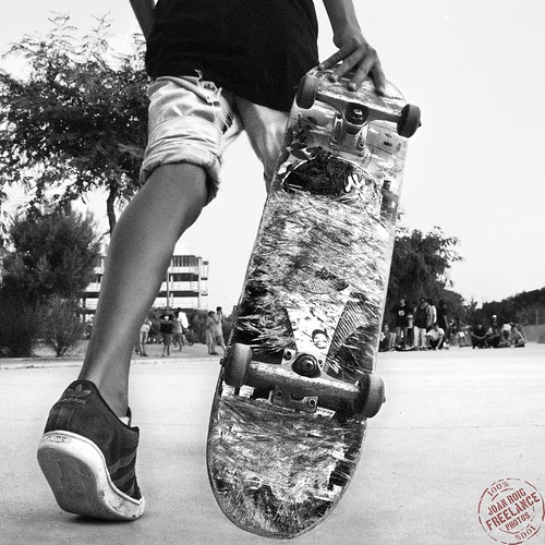 [SKATER _ Urban Tribe] - [street photography] by Otazu