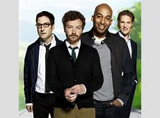 TBS' Men at Work sitcom to debut