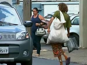 Araraquara possui 158 moradores de rua, segundo levantamento (Foto: Reprodução/EPTV)