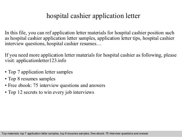 Application Letter For Cleaner In Hotel Form Template