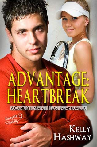 Advantage: Heartbreak (Game. Set. Match. Heartbreak, #2)