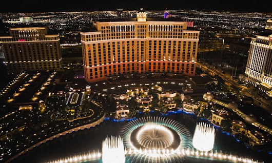 Las Vegas Bellagio named top property by world's super-rich