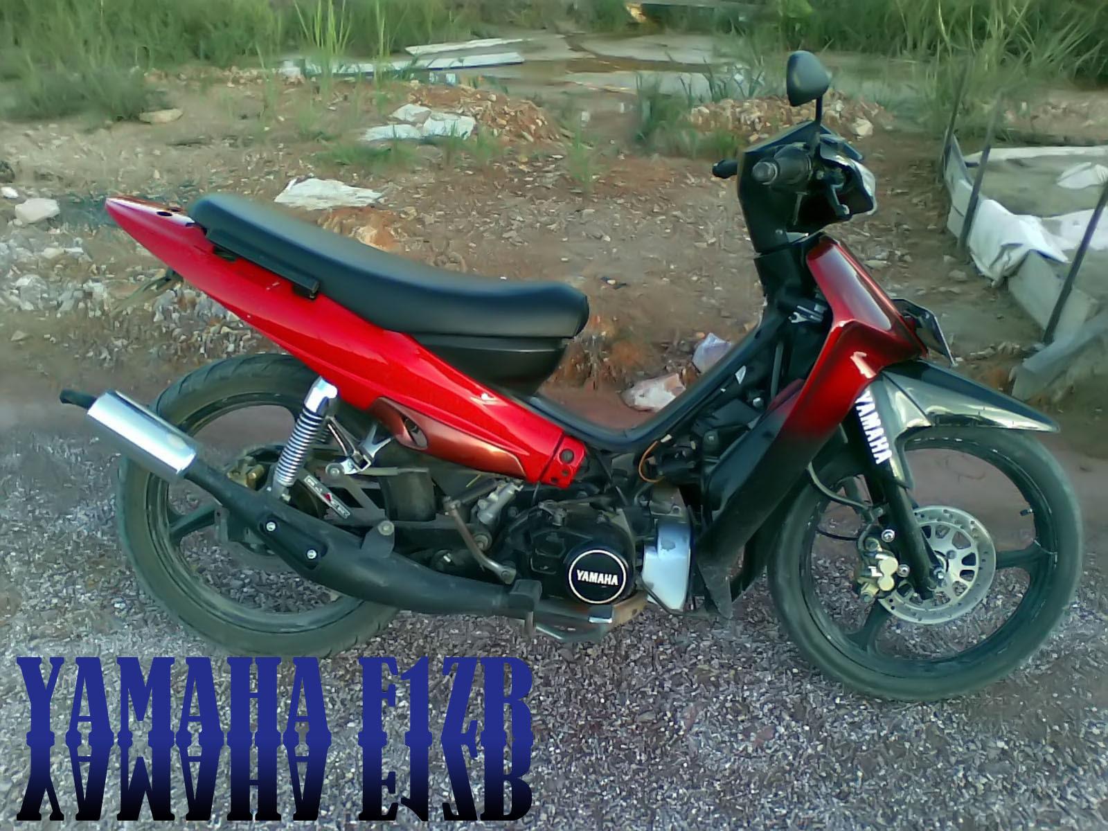 F1zr Untuk Medan Pegunungan Yamaha F1zr Modified To Fit The
