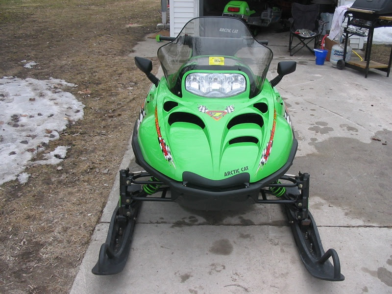 Free Amazing HD Wallpapers: Arctic Cat 500 Zl