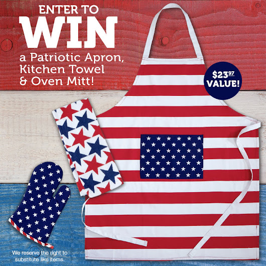 Patriotic Set Giveaway!