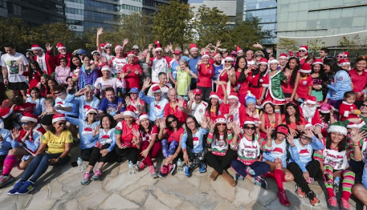 'Santa Hash' runners raise over HK$60,000 for charity | South China Morning Post