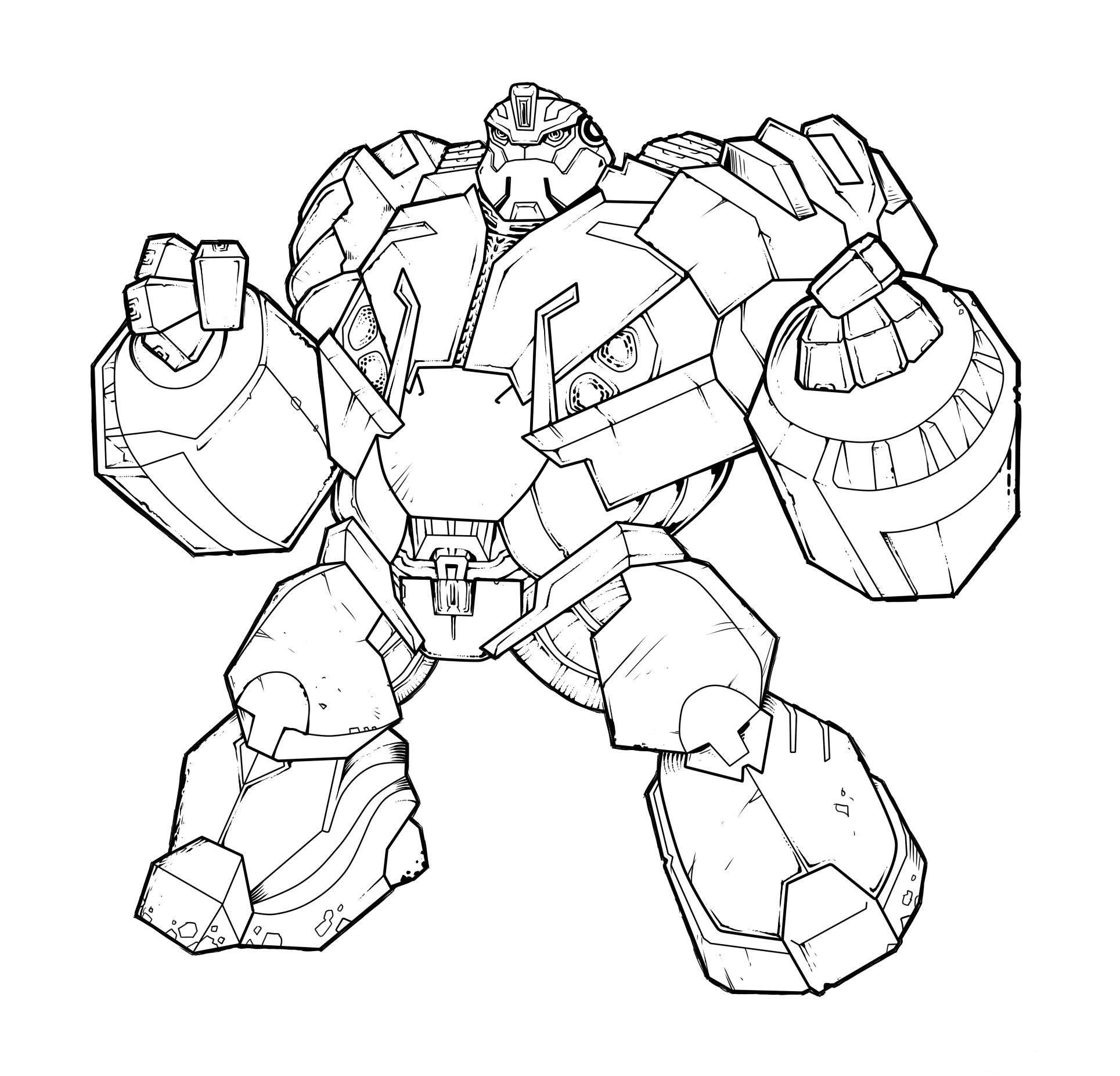 Transformer Coloring Pages Lego Optimus Prime Coloringstar