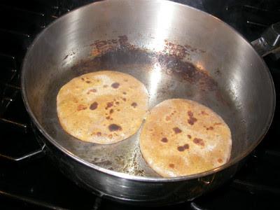 Cumin Rotis 4