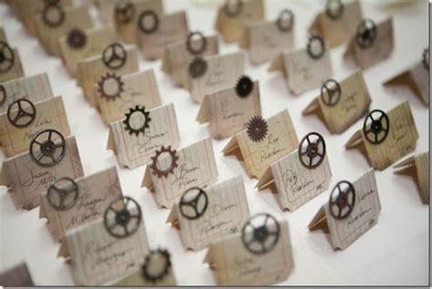 Wedding Themes: Steampunk Wedding