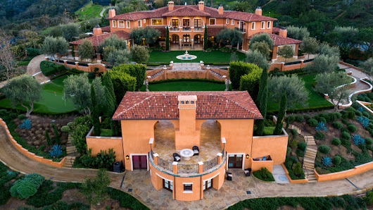 Newport Coast home with private lake and wine cave sells for $40 million – Orange County Register