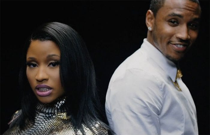 Trey Songz : Touchin' (Video) photo nicki-trey-touchin.jpg