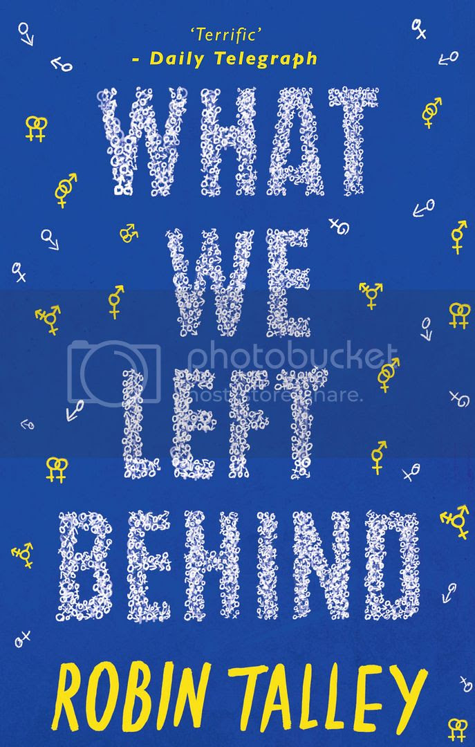 What We Left Behind by Robin Talley UK Cover