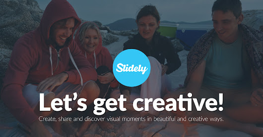 Slidely - Create & Share Beautiful Videos, Slideshows and Photo Collages